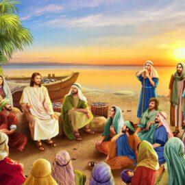 Dipanggil Untuk Mewartakan Injil-Nya
